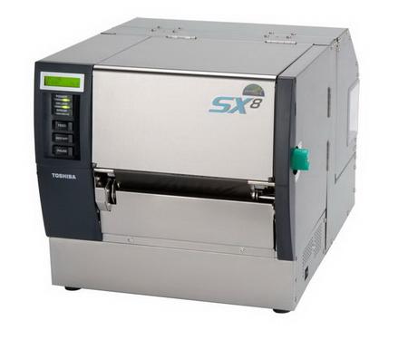 东芝条形码打印机_东芝SX8T高端条码打印机 - 恒之泰物联,商品溯源,生产管理,货物 ...